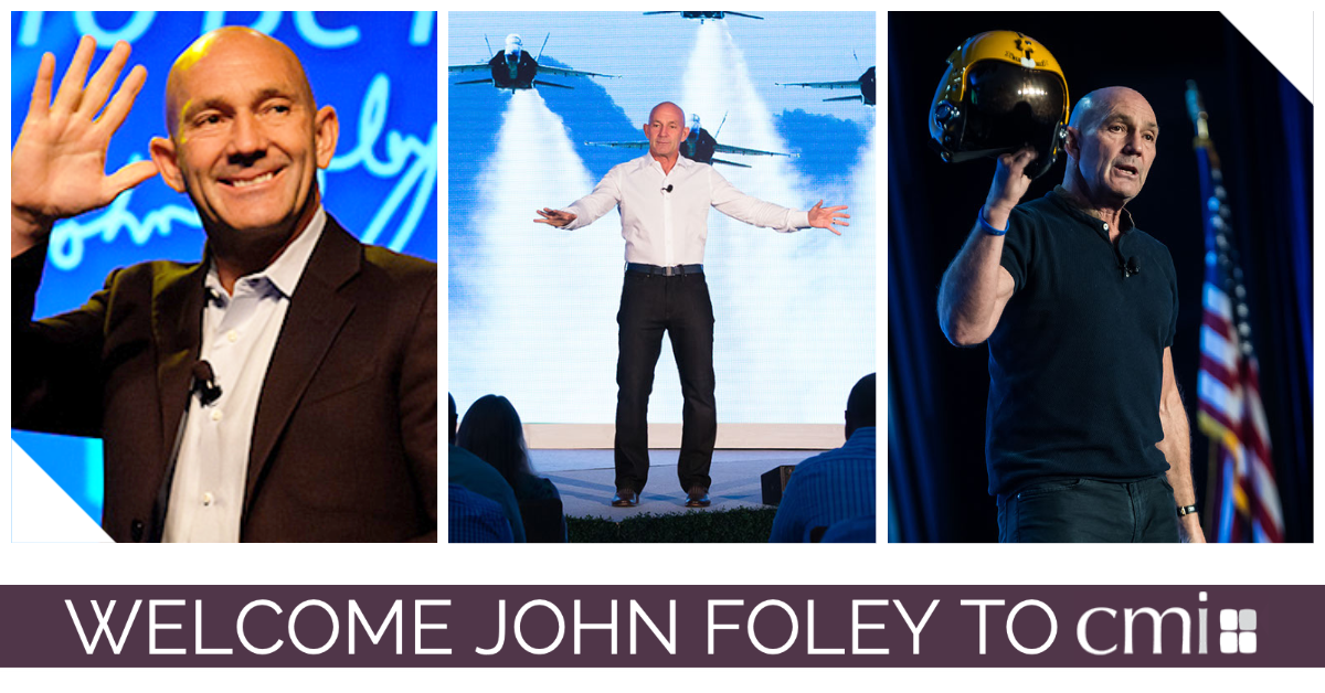JOhn Foley Welcome-1