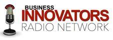 Business Innovators Radio Network Logo